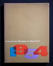 Industrial Design In America 1954 Annual entirely designed by Alvin Lustig