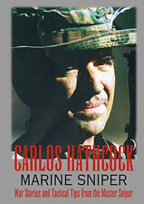 Carlos Hathcock: Marine Sniper War Stories and Tactical Tips  **NEW DVD**