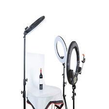 Yidoblo FE-480II 96W LED Ring Light Photography Studio Continuous Lighting Kit