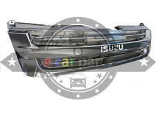 HOLDEN RODEO RA 3/2003-12/2006 CHROME FRONT GRILLE