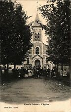 CPA Plessis-Trevise - L'Eglise (274965)