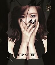 Jun Hyoseong Top Secret Album (signed) Kpop