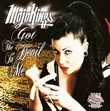 MOJO KINGS Got The Devil In Me CD - NEW WILD ROCKABILLY R&B ROCK & ROLL