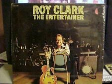 CLARK, ROY / THE ENTERTAINER (SEALED) (CA)