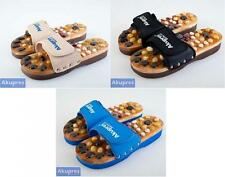 HOME ACUPRESSURE BY REAL STONES, SLIMMING MASSAGE SHOES FLIP FLOPS BETTER LIFE