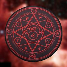1pc Red Magic Circle Round Carpet Area Rug Anime Fate Stay Night  Home Deco