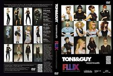 TONI&GUY FLUX COLLECTION  3 DVDs SET