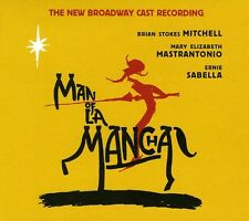Man Of La Mancha - Broadway Cast (2012, CD NEUF)