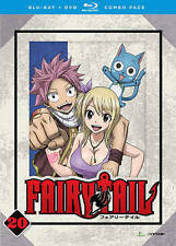 Fairy Tail: Part 20 (Blu-ray/DVD Combo), New DVDs