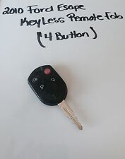 2010 Ford Escape KeyLess Remote Fob (4 Button)/FCC ID: OUCD6000022