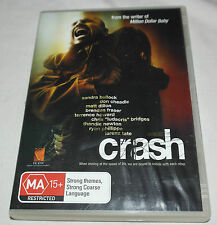 R4 DVD Crash [2005] [DVD] Sandra Bullock