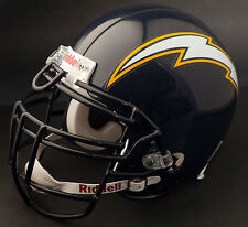 JUNIOR SEAU Edition SAN DIEGO CHARGERS Riddell REPLICA Football Helmet