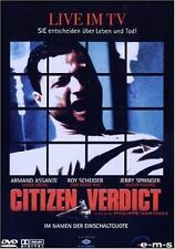Citizen Verdict ( Krimi-Drama ) mit Armand Assante, Roy Scheider, Jerry Springer