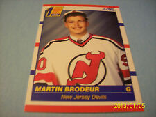1990/91 Score First Round Draft Choice # 439 Martin Brodeur RC!