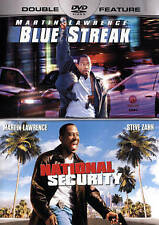 Blue Streak / National Security DVD, Lawrence, Martin,