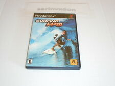 *** SURFING H3O Sony Playstation 2 PS2 Game COMPLETE ***