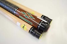Rare Collectable New Jacoby Custom Cue - Pool Cue Stick 570-1 - FREE SHIPPING