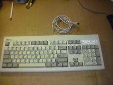 Dell Quietkey PS/2 Wired 104 Key Keyboard SK-1000REW, Excellent Condition