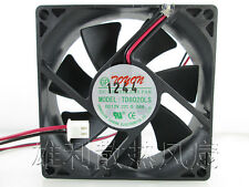 1pcs TD8020LS 12V 0.08A 8CM fan dispenser 80*80*20 MM quiet fan M2413 QL