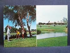 Postcard NV Las Vegas Desert Inn Paradise Valley Country Club Golf