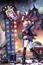 HARLEY QUINN 1 VOL 3 JAY ANACLETO HEROIC DREAMS COLOR VARIANT NM