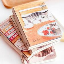 """""""Cute Cat"""" 1pc Planner Diary Journal Planning Grid Blank Papers Study Notebook"""