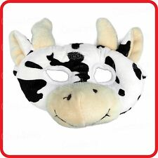 CUTE COW MASK-ANIMAL COSTUME -PARTY-DRESS UP-COSPLAY