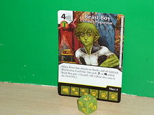 DICE MASTERS DC War of Light Rare - 109 Beast Boy