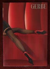 Gerbe ~ Stockings Catalog/Leaflet ~ Stay ups Tights