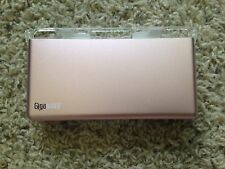 NEW Pink Aluminum Metal Hard Protective Case for Nintendo DS Lite *SEALED*