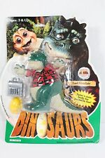 VINTAGE DISNEY DINOSAURS EARL SINCLAIR ACTION FIGURE TV SHOW 1991 HASBRO NEW!