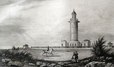 Sydney Harbour Macquarie Lighthouse Australie 1838 Australia New south wales