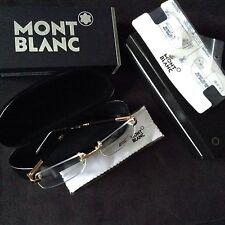 Lunette de Luxe Mont-Blanc 490 Neuf !!!