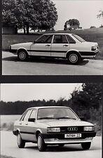 AUDI 80 1986 Quattro + Turbo Diesel  photographs  (ZN.28)