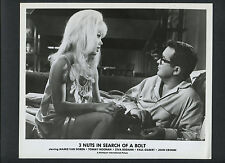 SEXY MAMIE VAN DOREN + TOMMY NOONAN - 1964 3 NUTS IN SEARCH OF A BOLT