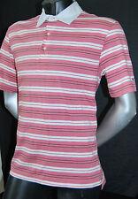 TOMMY HILFIGER Kurzarm Shirt Hemd Polo Gr. M  Kragen weiß EDEL NEU 109,- D1417