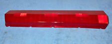 1967 1968 Cougar 6.5 GT Xr7 Xr7-G GTE Shelby Mustang ORIG REAR TAIL LIGHT LENS