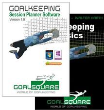 Goalsquare Bundle DVD+Software (Soccer Football Goalkeeping Training Coaching)