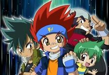 Metal Fight Beyblade DVD 1-17 Malaysia Import Region 0 Eng Sub - Disc Only Anime