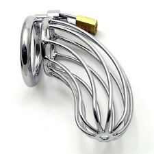 Steel Bird Cage Male Chastity Device