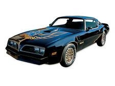 1977 1978 Firebird Trans Am Special Edition Bandit Decals with Roll Stripes