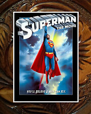 "#170 Superman The Movie FRIDGE MAGNET 2.5""x3.5"" Movie Poster"