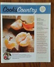 COOK'S COUNTRY SPECIAL EDITION GARLIC ROAST PORK BUTTERMILK CHICKEN MUCH MORE!