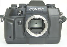 Contax AX 35mm SLR Film Camera Body for ZEISS/YASHICA C/Y MOUNT CHECKED!!!