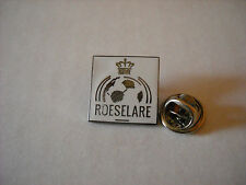 a1 KSV ROESELARE FC club spilla football calcio foot pins broches belgio belgium