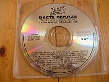 Rasta Reggae 14 Rastafari Reggae Hits DILLINGER BOB MARLEY PRINCE ALLAH U-ROY