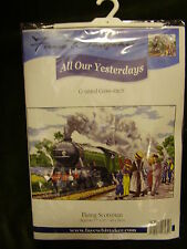 ALL OUR YESTERDAYS FLYING SCOTSMAN