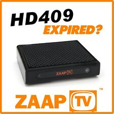ZAAPTV HD409 - Renew your Expired device for 3 Years