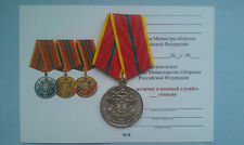The best medals of Russia At an inexpensive price(For distinction in Military se