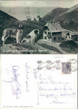 COLLE DEL PICCOLO S. BERNARDO - IL GIARDINO DI CHANOUSIA          (rif.fg.6063)